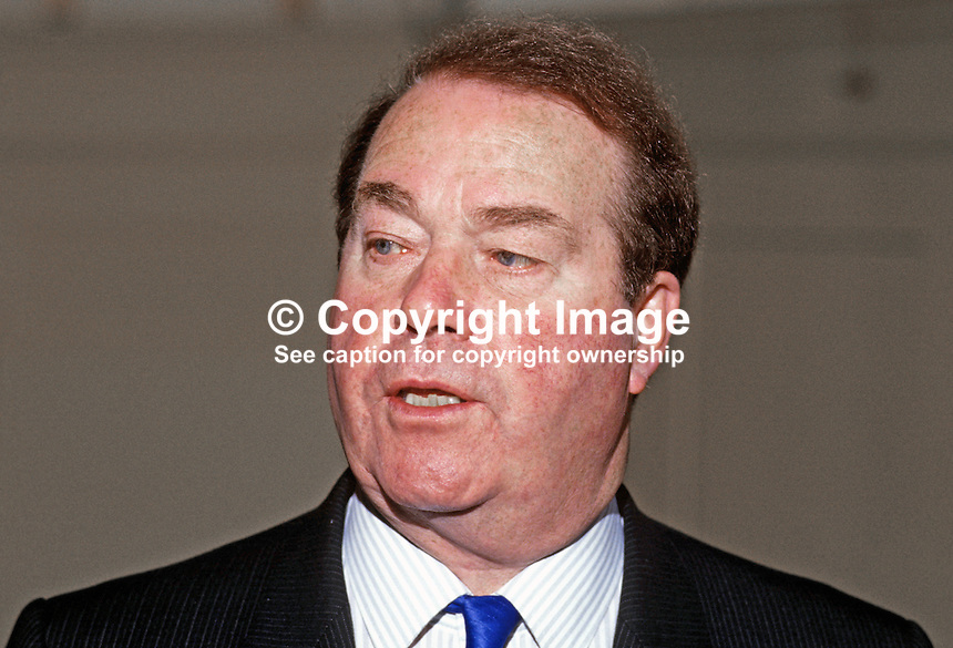 Albert McQuarrie, MP, Banff &amp; Buchan, UK, Conservative Party, 19870508AMQ.<br />