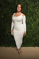 NEW YORK, NY - NOVEMBER 6: Ashley Graham at the 14th Annual CFDA Vogue Fashion Fund Gala at Weylin in Brooklyn, New York City on November 6, 2017. Credit: John Palmer/MediaPunch /NortePhoto.com