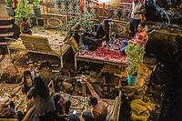 bar ristorante tradizionale iraniano