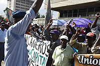 El movimiento de ex trabajadores del CEA contempla realizar m&aacute;s de 50 marchas, concentraciones y vigilias, de la mano de otras organizaciones sociales, incluyendo los Derechos Humanos.<br /> Foto: &copy; Edgar Hern&aacute;ndez<br /> Fecha: 08/01/2018