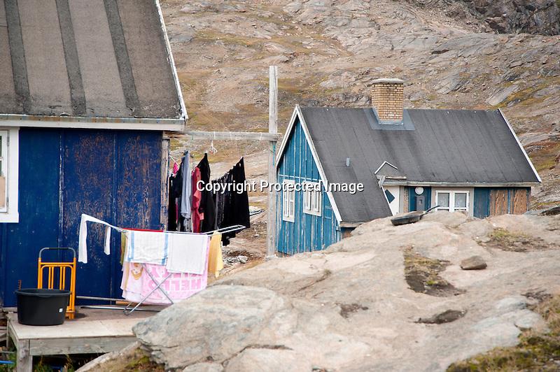 Tasiilaq Home Greenland