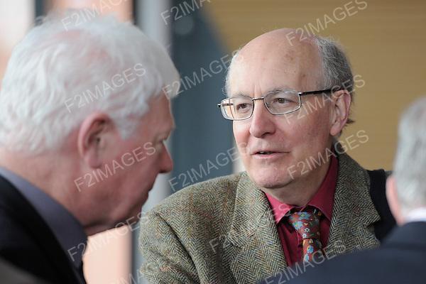 Professor Roger Brown Book launch Liverpool Hope 16.4.13