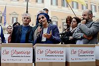 Ero Straniero, Consegnate firme per legge su migrazione, con Emma Bonino