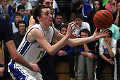 Allen Park Cabrini at Waterford Our Lady of the Lakes, Boys Varsity Basketball, 1/27/15