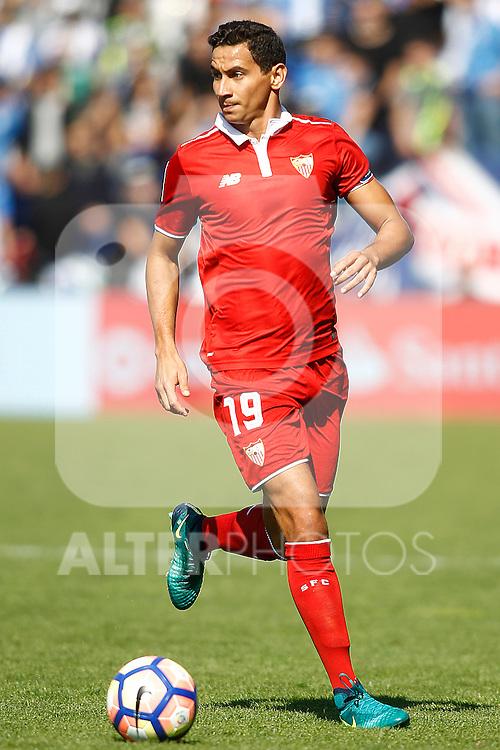 Sevilla FC's Paulo Henrique Ganso during La Liga match. October 15,2016. (ALTERPHOTOS/Acero)