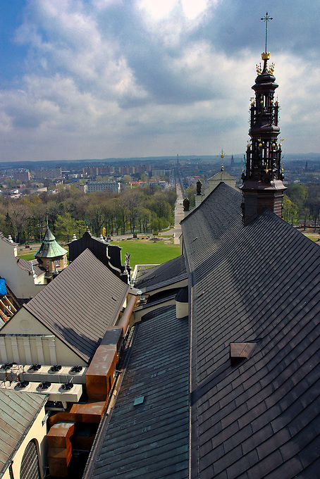 Jasna Gora monastery, Częstochowa, Poland
