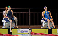 Cate Campbell AUS and Sarah Sjostrom Energy Standard<br /> 50 freestyle women SKIN RACE<br /> day 02  09-08-2017<br /> Energy For Swim<br /> Rome  08 -09  August 2017<br /> Stadio del Nuoto - Foro Italico<br /> Photo Deepbluemedia/Insidefoto