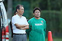 (L-R) Hiromi hara,  Makoto Teguramori (JPN),  JULY 19, 2016  - Football / Soccer :  Japan U23 National Team Official Training camp  for the Rio 2016 Olympic Games  in Chiba, Japan.  (Photo by Yohei Osada/AFLO SPORT)