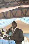 Riek Mashar, Vice President, South Sudan