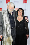 LOS ANGELES - JUN 7: Theodore Bikel, wife Amy at the Actors Fund's 19th Annual Tony Awards Viewing Party at the Skirball Cultural Center on June 7, 2015 in Los Angeles, CA