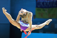 August 30, 2013 - Kiev, Ukraine - LAURA JUNG of Germany performs at 2013 World Championships.