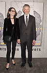 LOS ANGELES, CA - APRIL 04:  Actor Scott Glenn (R) and Carol Schwartz attend the premiere of HBO's 'The Leftovers' Season 3 at Avalon Hollywood on April 4, 2017 in Los Angeles, California.