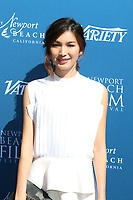 LOS ANGELES - NOV 11:  Gemma Chan at the 10 Actors to Watch & Newport Beach Film Festival Fall Honors at the Resort at Pelican Hill on November 11, 2018 in Newport Coast, CA