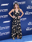 "Karina Smirnoff attends The World Premiere of Disney's ""Maleficent"" held at The El Capitan Theatre in Hollywood, California on May 28,2014                                                                               © 2014 Hollywood Press Agency"