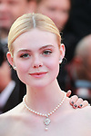 "Cannes Film Festival 2017 - Day 8.  Red Carpet of the ""The Beguiled"" during the 70th edition of the 'Festival International du Film de Cannes' on 24/05/2017 in Cannes, France. The film festival runs from 17 to 28 May. Pictured : Elle Fanning"