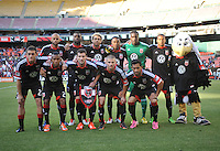 D.C. United Starting Eleven. The Portland Timbers defeated D.C. United 2-0, at RFK Stadium, Saturday May 25 , 2013.