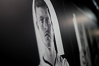 Alfie Mawson <br /> Re: Behind the Scenes Photographs at the Liberty Stadium ahead of and during the Premier League match between Swansea City and Bournemouth at the Liberty Stadium, Swansea, Wales, UK. Saturday 25 November 2017