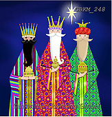 Kate, HOLY FAMILIES, HEILIGE FAMILIE, SAGRADA FAMÍLIA, paintings+++++Christmas page 98,GBKM248,#xr# ,3 kings