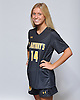 Kayla Arestivo of St. Anthony's poses for a portrait during the Newsday 2015 varsity girls' soccer season preview photo shoot at company headquarters on Thursday, September 10, 2015.<br /> <br /> James Escher
