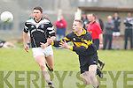 Austin Stack v Ardfert in their County League Division 1 clash in Ardfert on Sunday. .