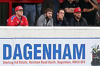 Dagenham & Redbridge vs Crystal Palace XI 03-08-15