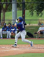 Michael Busch - 2019 AIL Dodgers (Bill Mitchell)