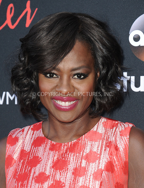 WWW.ACEPIXS.COM<br /> <br /> May 28 2015, New York City<br /> <br /> Viola Davis arriving at the 'How To Get Away With Murder' ATAS event at Sunset Gower Studios on May 28, 2015 in Hollywood, California<br /> <br /> By Line: Peter West/ACE Pictures<br /> <br /> <br /> ACE Pictures, Inc.<br /> tel: 646 769 0430<br /> Email: info@acepixs.com<br /> www.acepixs.com