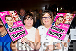 Maureen O'Mahony andHannah Mansell at the Ballyheigue GAA 'Strictly Come Dancing' in the Ballyroe Heights Hotel on Saturday night
