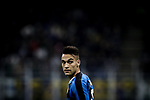 Lautaro Martinez of Inter during the Coppa Italia match at Giuseppe Meazza, Milan. Picture date: 12th February 2020. Picture credit should read: Jonathan Moscrop/Sportimage