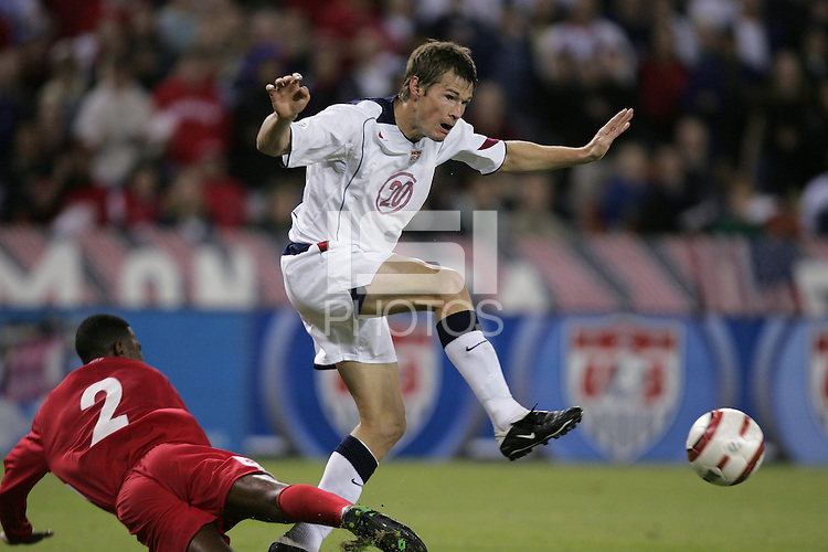 Brian McBride, Panama vs USA, World Cup qualifier at RFK Stadium, 2004.