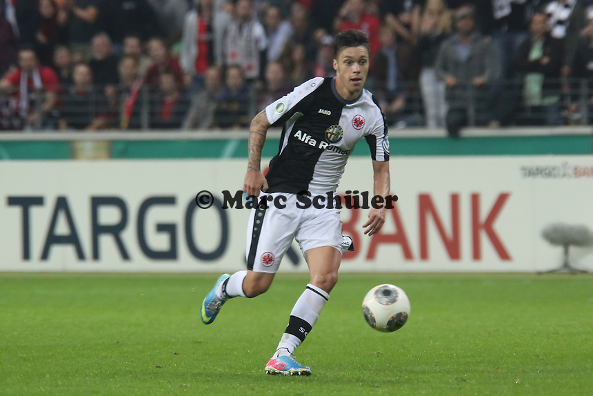 Vaclav Kadlec (Eintracht) - Eintracht Frankfurt vs. VfL Bochum, Commerzbank Arena, 2. Runde DFB-Pokal
