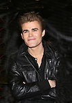 "Vampire Diaries star Paul Wesley (Wasilewski ""Max"" GL) on January 30, 2010 during the Hot Topic Tour at the Westfield Garden State Plaza, Paramus, New Jersey where they signed autographs and held a Q & A session for a huge number of fans. (Photo by Sue Coflin/Max Photos)"