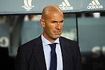 Supercopa de Espa&ntilde;a - Ida.<br /> FC Barcelona vs R. Madrid: 1-3.<br /> Zinedine Zidane.
