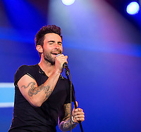 January 7, 2012 Las Vegas, NV Qualcomm Keynote address at CES with Maroon 5 at The Venetian in Las Vegas, NV Kabik/Starlite/MediaPunch Inc /NortePhoto /NortePhoto
