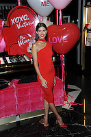 www.acepixs.com<br /> February 7, 2017  New York City<br /> <br /> Sara Sampaio at the Valentine's Day gift picks event at Victoria's Secret at 5th Avenue on February 7, 2017 in New York City.<br /> <br /> Credit: Kristin Callahan/ACE Pictures<br /> <br /> <br /> Tel: 646 769 0430<br /> Email: info@acepixs.com