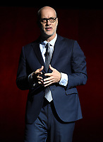LAS VEGAS, NV - APRIL 24: President and CEO, NATO John Fithian speaks onstage during the CinemaCon 2018 The State of the Industry and Walt Disney Studios Presentation presentation at CinemaCon 2018 at The Colosseum at Caesars Palace on April 24, 2018 in Las Vegas, Nevada. (Photo by Frank Micelotta/PictureGroup)