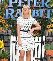 Jenni Falconer at the &quot;Peter Rabbit&quot; UK gala premiere, Vue West End cinema, Leicester Square, London, England, UK, on Sunday 11 March 2018.<br /> CAP/CAN<br /> &copy;CAN/Capital Pictures
