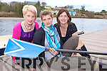 Killorglin Rowers l-r: Deirdre O'Donoghue, Monika Dukarska and Norma Lynch who are preparing for the Killorglin Rowing Club fashion show which will be held in the Manor Inn on Friday 12th March