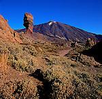 Mount Teide , Parque nacional Cañadas,Tenerife,Canary Islands,Spain