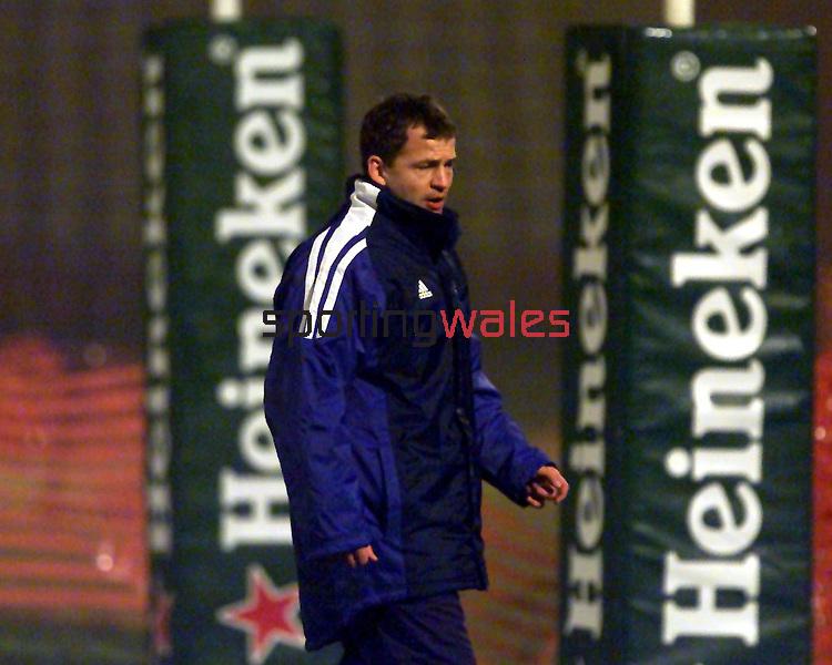 Jon Callard.Swansea v Bath.©Steve Pope.Sportingwales.com.07798 83 00 89