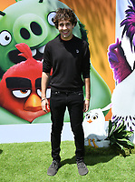 """10 August 2019 - Westwood, California - David Dobrik. Sony's """"The Angry Birds Movie 2"""" Los Angeles Premiere held at Regency Village Theater.   <br /> CAP/ADM/BT<br /> ©BT/ADM/Capital Pictures"""