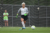 Piscataway, NJ - Saturday July 09, 2016: Bianca Henninger during a regular season National Women's Soccer League (NWSL) match between Sky Blue FC and the Houston Dash at Yurcak Field.