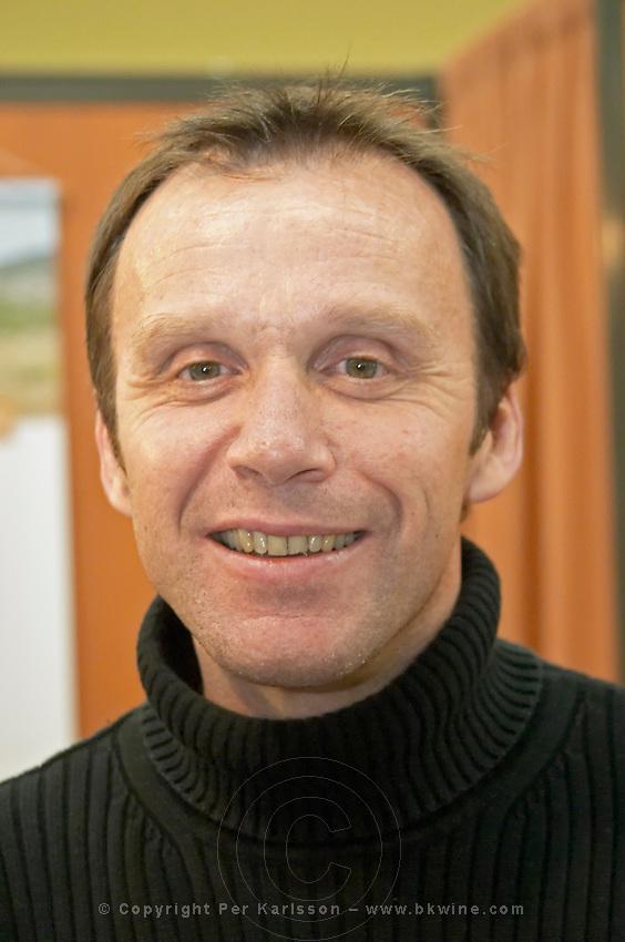 Alain Chabanon, languedoc
