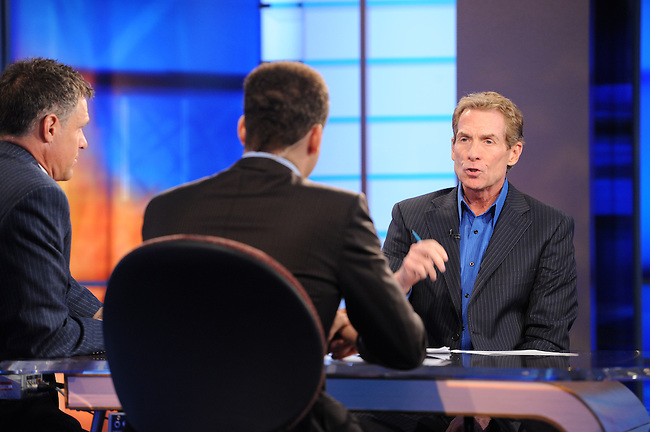 August  10, 2011 - Bristol, CT - Studio E:  First Take..Credit: Joe Faraoni/ESPN