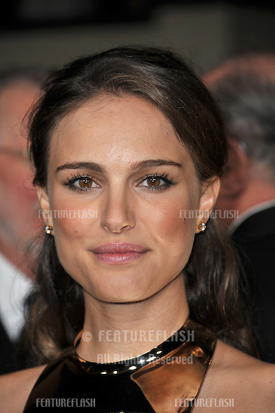 Natalie Portman at the 63rd Annual Directors Guild of America Awards at the Grand Ballroom at Hollywood & Highland complex, Hollywood...January 29, 2011  Los Angeles, CA.Picture: Paul Smith / Featureflash