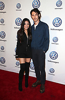LOS ANGELES, CA - NOVEMBER 30: Vanessa Hudgens and Austin Butler, pictured as Vanessa Hudgens And Austin Butler Celebrate Volkswagen&rsquo;s Annual Drive-In Event at Goya Studios in Los Angeles, California on November 30, 2018. <br /> CAP/MPIFS<br /> &copy;MPIFS/Capital Pictures