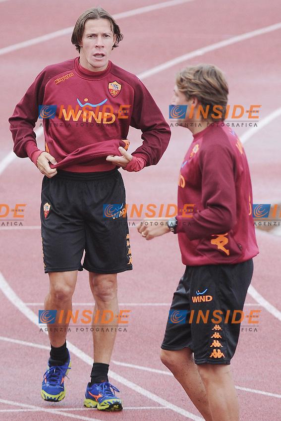 Rodrigo Taddei..Riscone di Brunico (BZ) 13/07/2012 ..Football Calcio 2012/2013 ..Foto Insidefoto Christian Mantuano