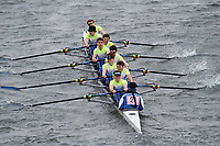 Crew: 21  Latymer Upper Sch  Event: School 1st eights<br /> <br /> Schools' Head of the River 2017<br /> <br /> To purchase this photo, or to see pricing information for Prints and Downloads, click the blue 'Add to Cart' button at the top-right of the page.