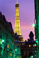 France, Paris. The Eiffel Tower