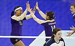 Cal vs UW Volleyball 12/11/10